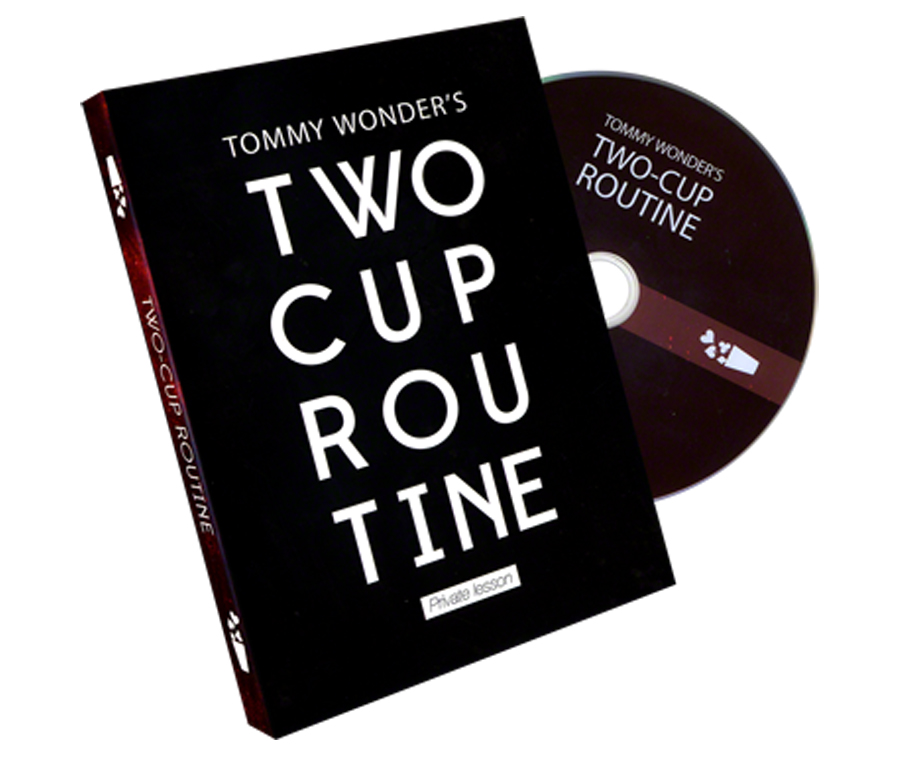 two-cup-routine