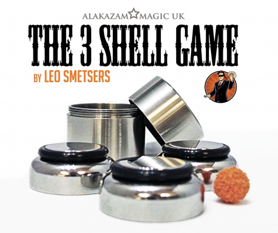 three shell-game