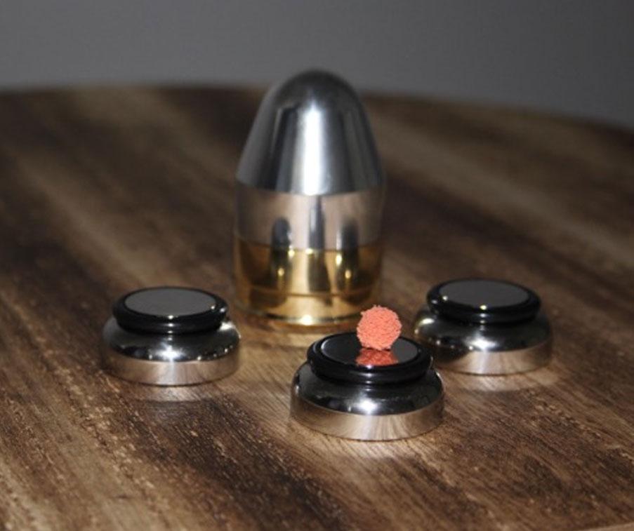 bullet 3 shell game