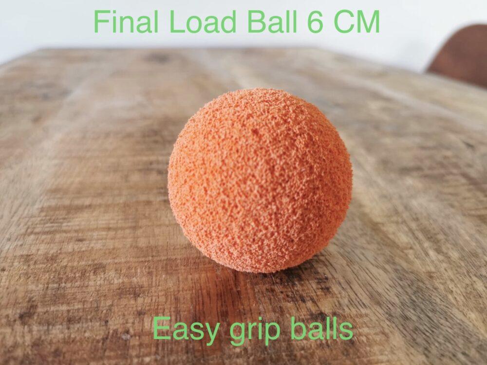 Final Load 6 CM