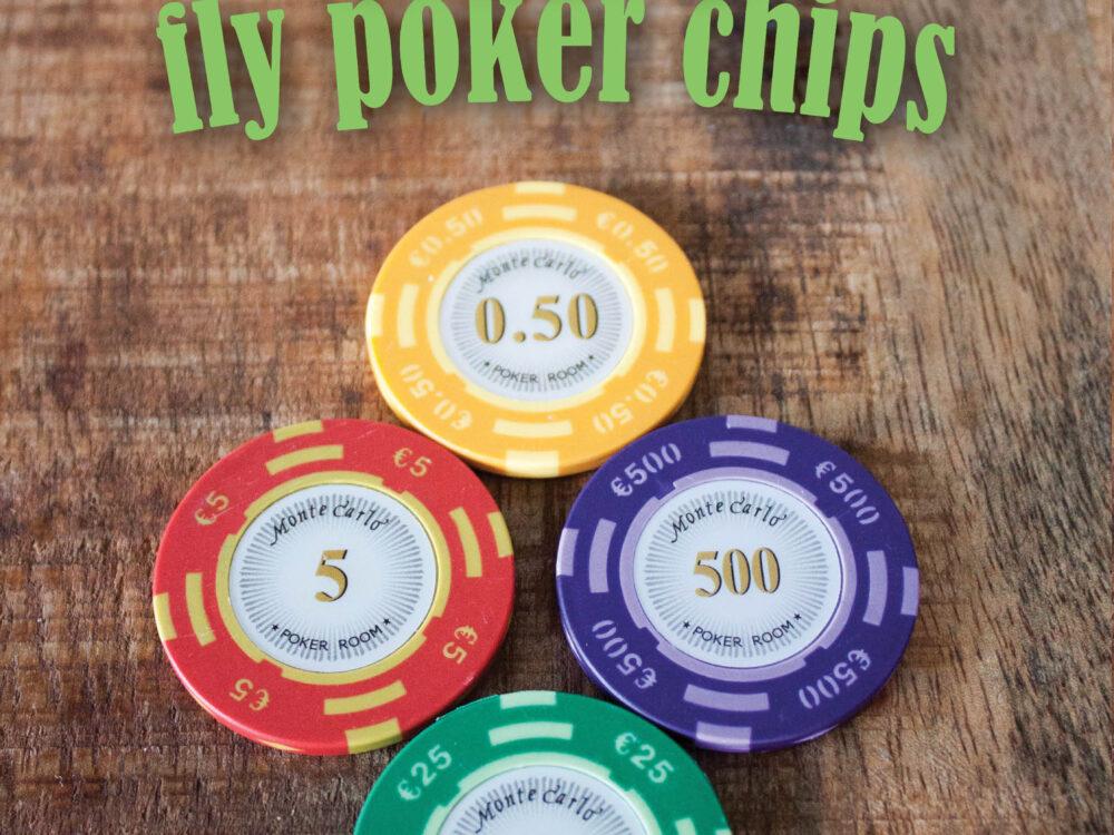 Neo Flu Poker Chips